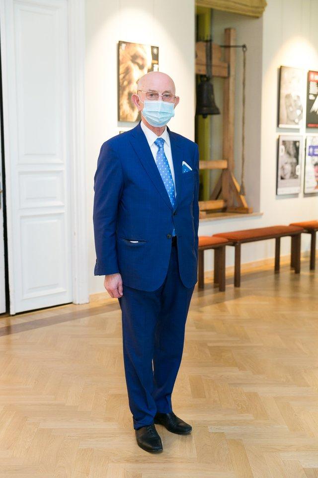 Antanas Vinkus.<br>T.Bauro nuotr.