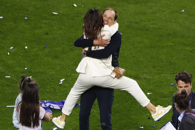 Th.Tuchelis triumfavo Čempionų lygos finale.<br>AFP/Scanpix nuotr.