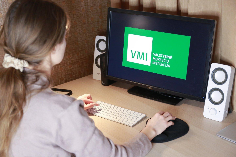 """""""Sodra"""", VMI ir Užimtumo tarnyba ruošiasi atverti klientų aptarnavimo skyrius.<br>G.Bitvinsko nuotr."""
