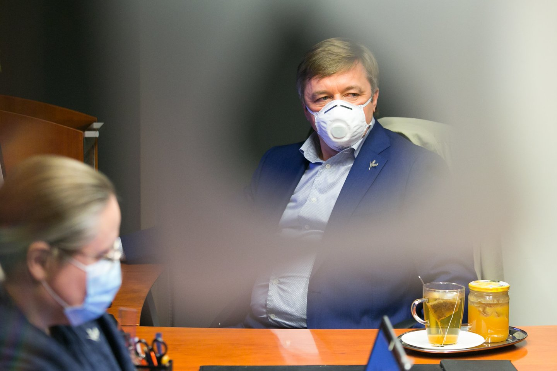 Ramūnas Karbauskis.<br>T.Bauro nuotr.