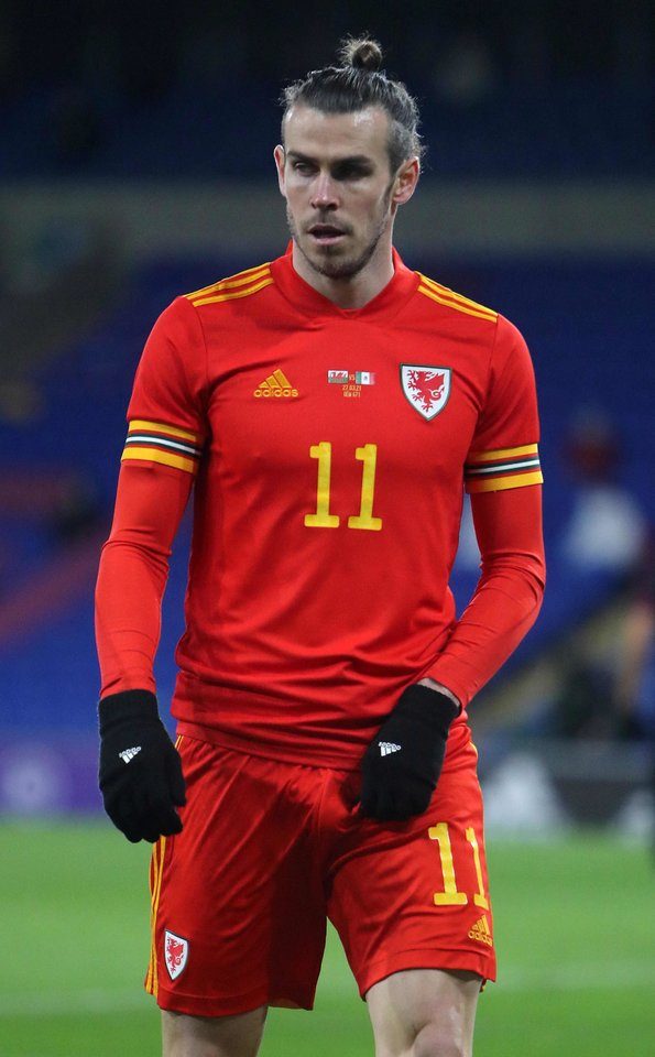 G.Bale'as.<br>AFP/Scanpix nuotr.