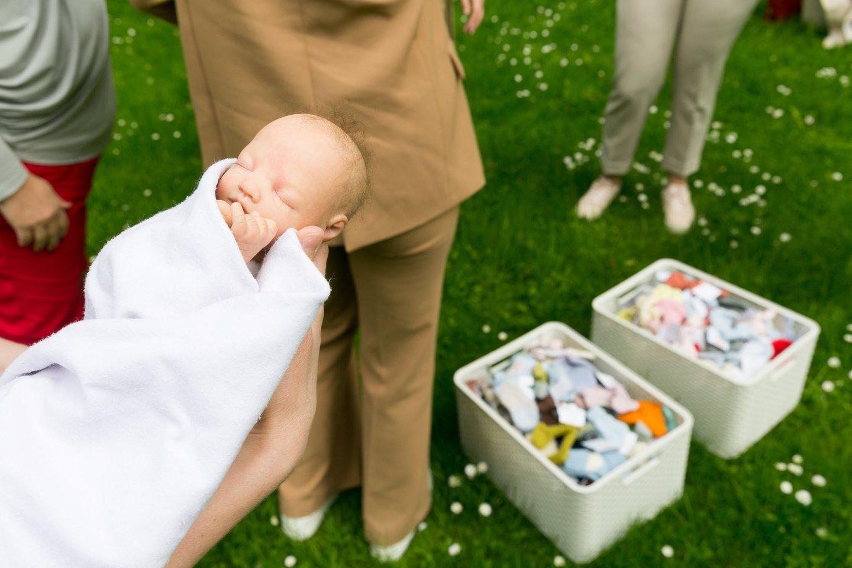 Lietuvoje per metus gimsta maždaug pusantro tūkstančio mažylių, kurie į pasaulį ateina anksčiau nei planuota.<br>T.Bauro nuotr.