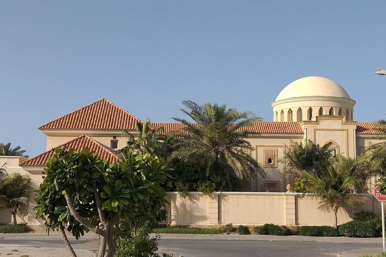 Michaelio Jacksono namas Bahreine.<br>Asmeninio archyvo nuotr.