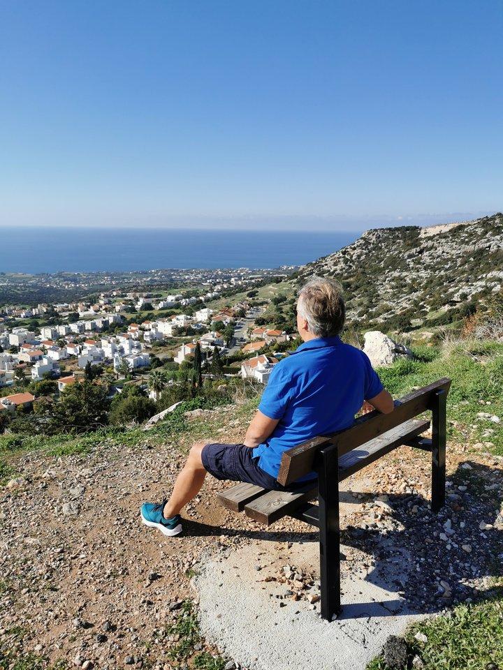 Dabar Tomas su šeima gyvena Kipre, Pafoso mieste.<br>Asmeninio archyvo nuotr.