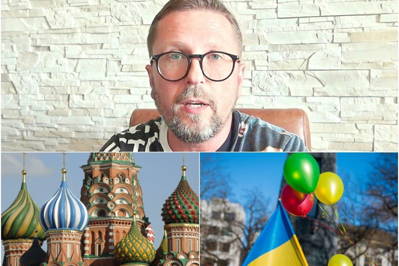 Ukrainos veikėjas A.Šarijus yra ne kartą viešai aiškinęs, jog yra persekiojamas už savo žurnalistinę veiklą. Tačiau surinkti įrodymai veda į Rusiją.<br> Lrytas.lt koliažas