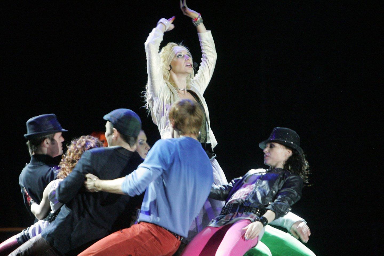 Kristina Orbakaitė yra koncertavusi ir Lietuvoje.<br>A.Barzdžiaus nuotr.