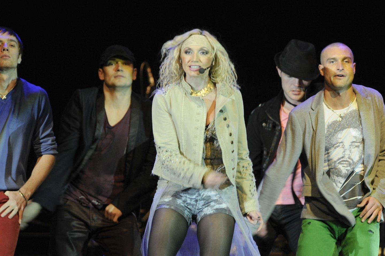 Kristina Orbakaitė yra koncertavusi ir Lietuvoje.<br>V.Ščiavinsko nuotr.