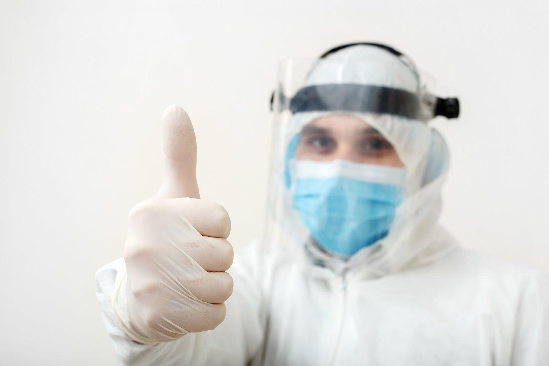 COVID-19 pandemijos metu gripas plito tiek mažai, kad, panašu, jog kai kurie gripo virusų tipai galėjo visai išnykti.<br>123rf nuotr.