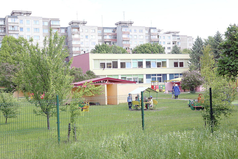 Pirmenybę lankyti Kauno biudžetines ugdymo įstaigas turi mieste gyvenamąją vietą deklaravusių tėvų atžalos.<br>M.Patašiaus nuotr.