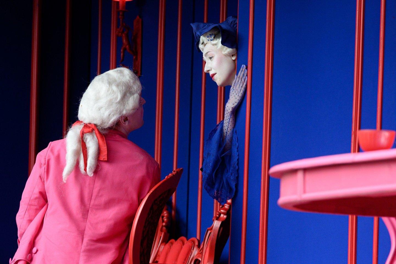 Opera skambėjo Verkių rūmų parke.<br>Pr. siuntėjų nuotr.