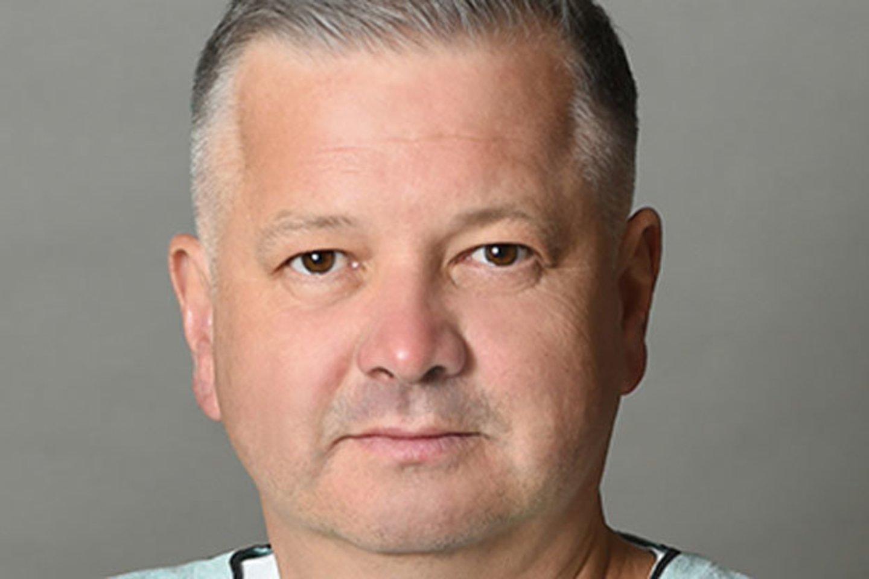 """T.Matulevičius.<br>""""Vakarų ekspreso"""" archyvo nuotr."""