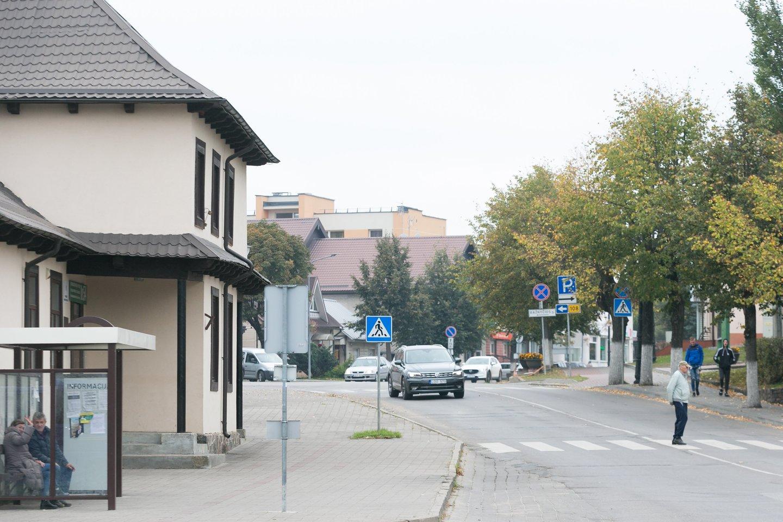 Nemenčinės gyventojai kenčia nemalonius kvapus: taršos šaltinis dar nerastas<br>T.Bauro nuotr.