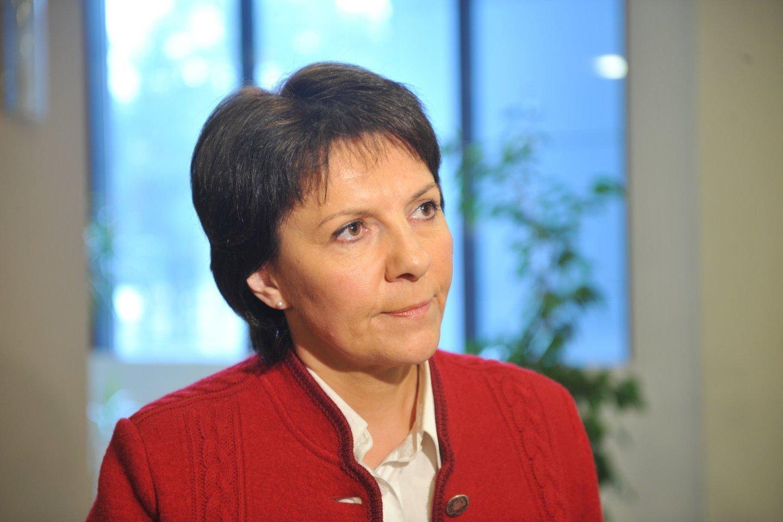 Evalda Šiškauskienė.<br>P.Lileikio nuotr.