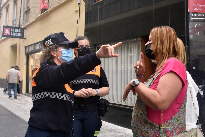 COVID-19 Ispanijoje.<br>ZUMA Press/Scanpix nuotr.