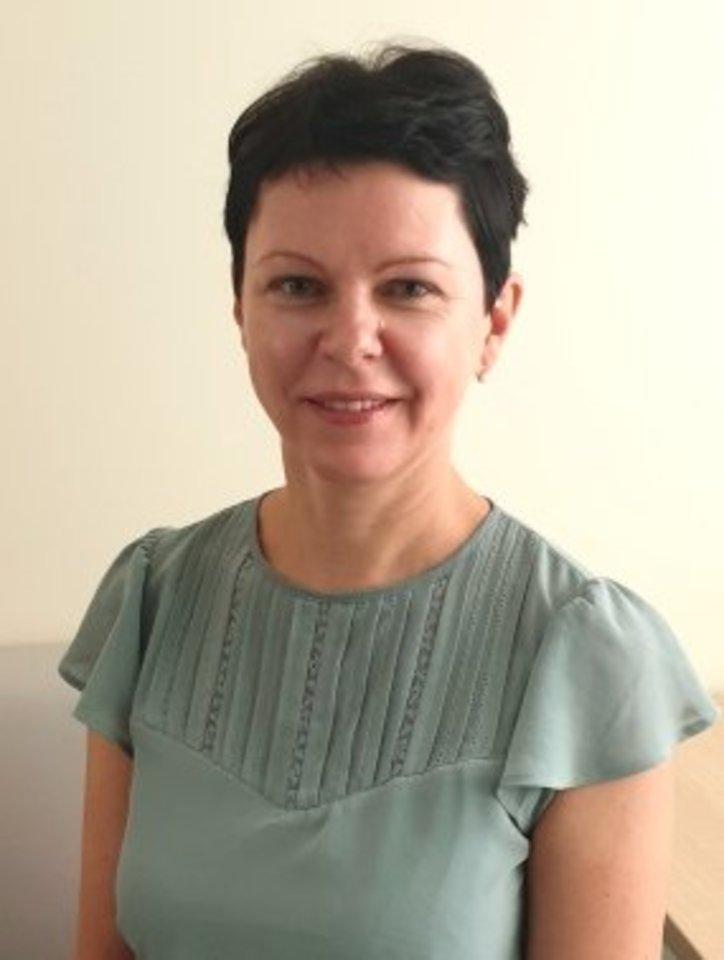 Dr. Ingrida Pilypienė.<br>Pranešimo siuntėjų nuotr.