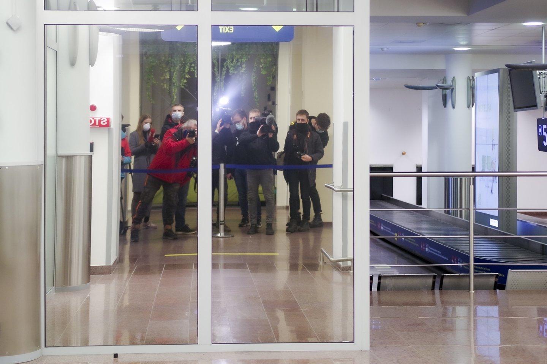 Europos skaitmeninis pasas turėtų palengvinti keliones.<br>V.Ščiavinsko nuotr.