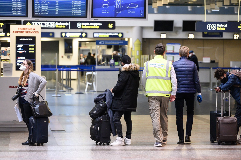 Europos skaitmeninis pasas turėtų palengvinti keliones.<br>V.Skaraičio nuotr.