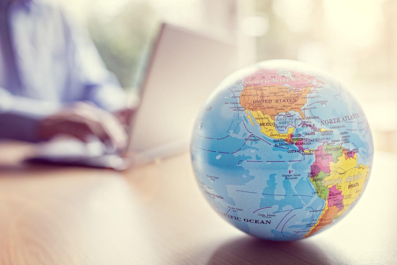 Šią savaitę kviečiame pasitikrinti ar gebate atpažinti valstybes tik iš jų kontūrų?<br>123rf nuotr.