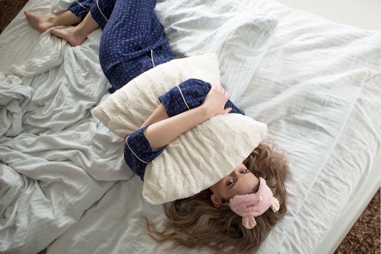 Štai kokie sapnai perspėja apie artėjančią ar jau esamą ligą.<br>123rf nuotr.