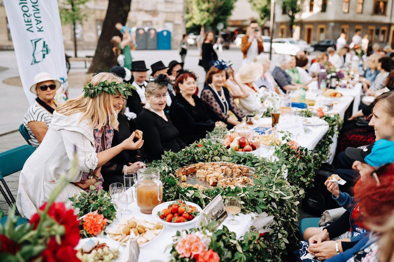 """""""Kaunas – Europos kultūros sostinė 2022"""" šįmet siūlo paminėti """"Kiemų šventę"""" neįprastu būdu.<br>M.Plepio nuotr."""