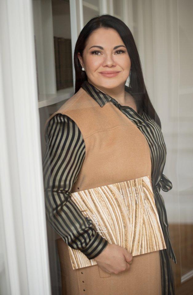 Inesa Borkovska.<br>Asmeninio archyvo nuotr.