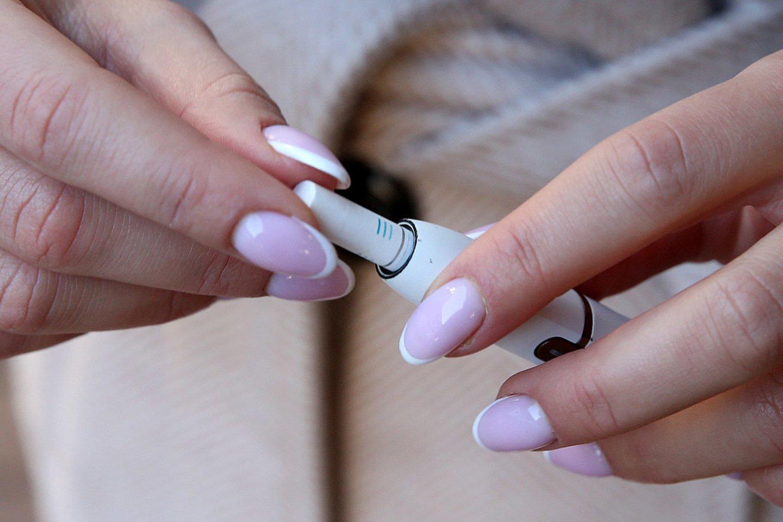Labiausiai planuojama didinti kaitinamajam tabakui taikomą akcizą – jis per trejus metus išaugtų 97,1 procento.<br>R.Danisevičiaus nuotr.