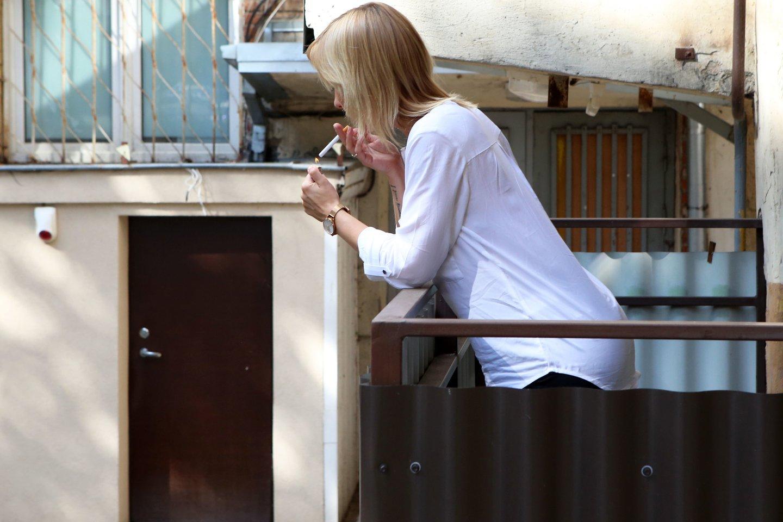 Renkantis naują būstą, balkoną kaip vieną svarbiausių kriterijų nurodo beveik pusė (47 proc.) Lietuvos gyventojų. Dažniau balkonais labiau domisi moterys nei vyrai, neretai teiraujamasi ir apie galimybę balkoną įstiklinti.<br>M.Patašiaus nuotr.