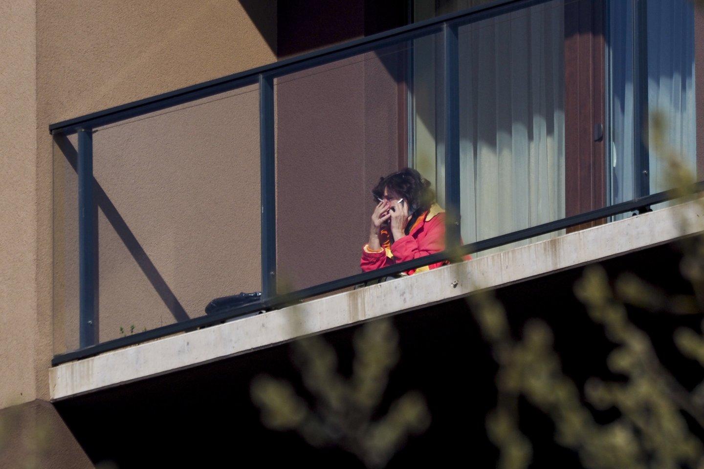 Renkantis naują būstą, balkoną kaip vieną svarbiausių kriterijų nurodo beveik pusė (47 proc.) Lietuvos gyventojų. Dažniau balkonais labiau domisi moterys nei vyrai, neretai teiraujamasi ir apie galimybę balkoną įstiklinti.<br>V.Ščiavinsko nuotr.