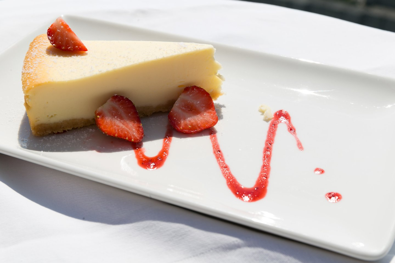 Sūrio pyragas.<br>T.Bauro nuotr.