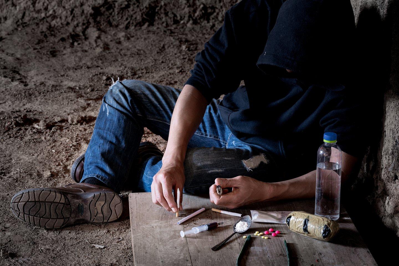Bent kartą gyvenime nelegalius narkotikus vartojo 216 tūkst. 15-64 m. amžiaus lietuvių.<br>123rf nuotr.