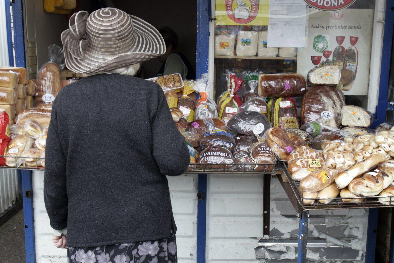 Nuo liepos brangstant elektrai ir dujoms kai kurie ekonomistai perspėja, kad gyventojai gali sulaukti kai kurių prekių ir paslaugų kainų kilimo.<br>V.Balkūno nuotr.