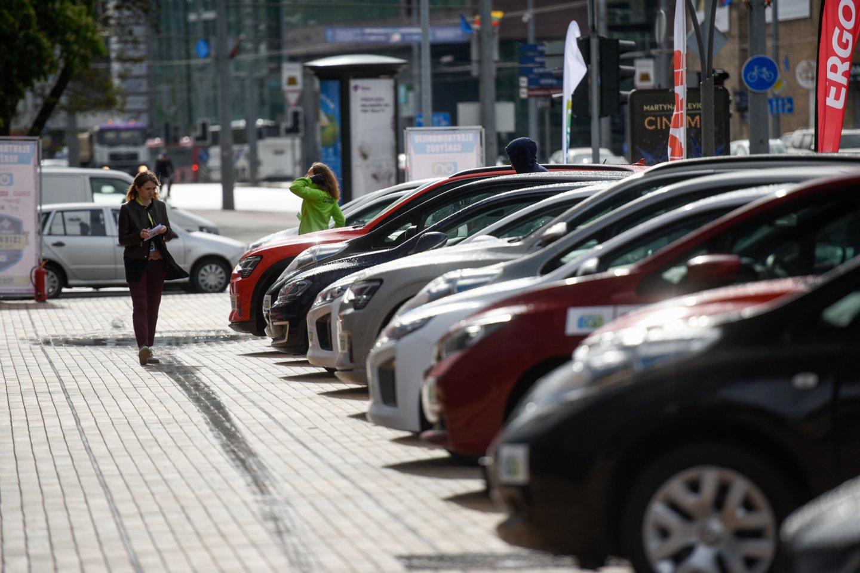 """Birželio 18 dieną įvyks jau septintąjį kartą vyksiančios """"Ignitis ON: Pažink Lietuvą!"""" elektromobilių lenktynės.<br>D.Umbraso nuotr."""