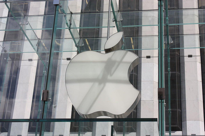 """Apie būsimą """"Apple"""" elektromobilį kalbama jau metų metus.<br>commons.wikimedia.org nuotr."""