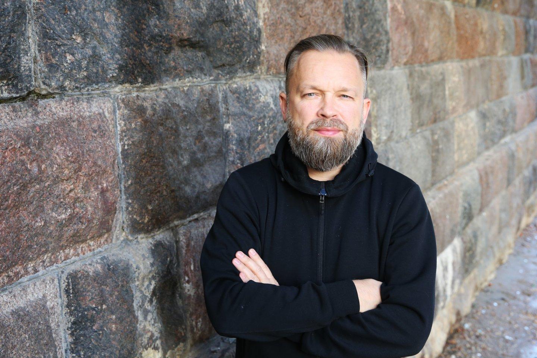 Martynas Starkus<br>R.Danisevičiaus nuotr.