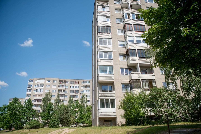Būsto kainų augimas prasilenkia su gyventojų pajamų augimu.<br>D.Umbraso nuotr.