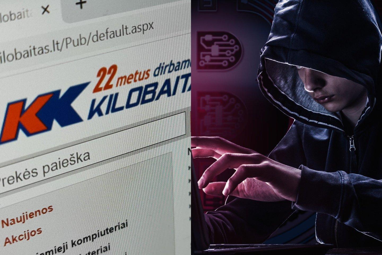 """Nutekėjus internetinės parduotuvės """"Kilobaitas.lt"""" duomenims, Nacionalinis kibernetinio saugumo centras (NKSC) jos klientams rekomenduoja pakeisti slaptažodžius.<br>lrytas.lt / 123rf nuotr."""