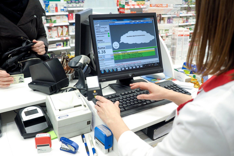 Nuo 2022-ųjų sausio keisis kompensuojamųjų vaistų išdavimo reikalavimai.<br>V.Ščiavinsko nuotr.