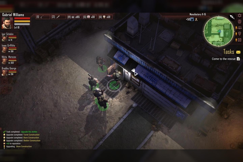 """""""Nordcurrent"""" populiariausioje žaidimų platformoje """"Steam"""" pristatė savo leidžiamą žaidimą """"Decision: Red Daze"""", kuris kvies kovoti prieš pasaulį užvaldžiusius zombius."""