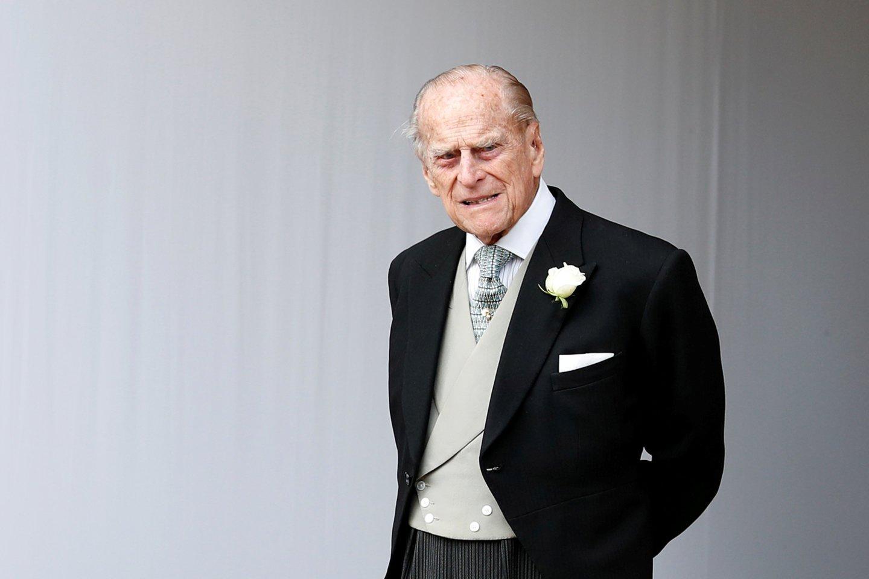 Princas Philipas (1921-2021 m.)<br>Scanpix/RS nuotr.