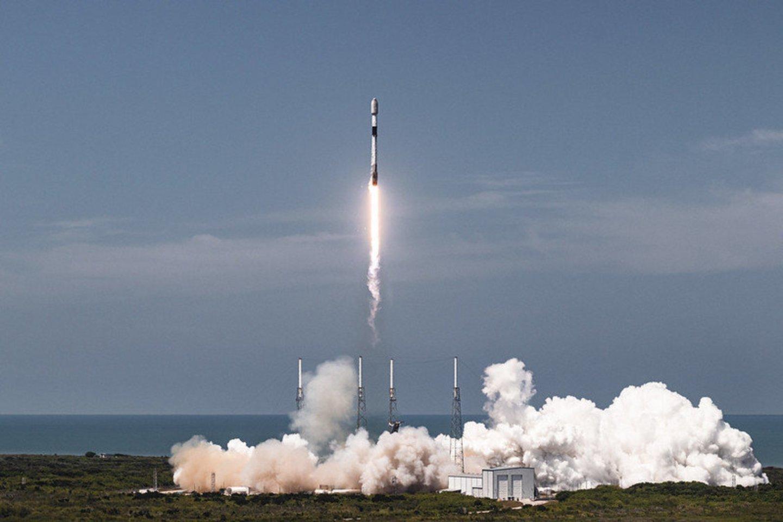 """Praėjusią savaitę JAV verslininko ir """"Tesla"""" vadovo Elono Musko valdoma kosminių technologijų įmonė """"SpaceX"""" įregistravo padalinį Lietuvoje.<br>""""SpaceX"""" nuotr."""