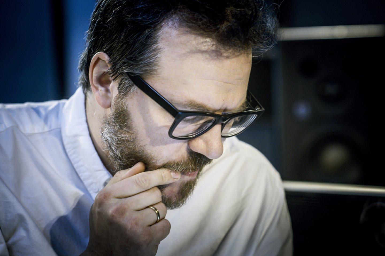 Kompozitorius Jonas Jurkūnas.<br>D.Matvejevo nuotr.