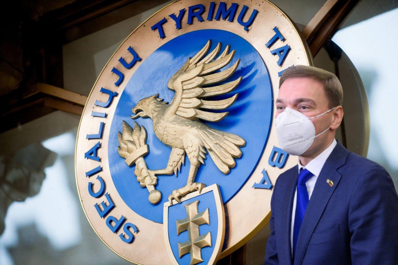 STT pranešė, jog M.Puidoko padėjėjas Kęstutis Motiečius yra sulaikytas dėl įtarimų papirkimu ir prekyba poveikiu, todėl parlamente kelias valandas buvo krečiamas Seimo nario kabinetas.<br>Lrytas.lt montažas