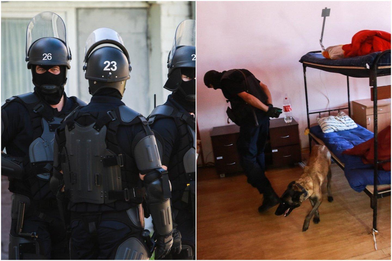 Po kratų Pravieniškių pataisos namuose buvo surengta spaudos konferencija, atskleisda daugiau detalių apie šioje įkalinimo įstaigoje dirbančių pareigūnų korupciją ir kitus galimus nusikaltimus.<br>Lrytas.lt koliažas