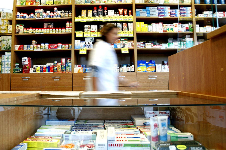 Ingrida Šimonytė pritaria sprendimui dėl kompensuojamų vaistų.<br>R.Danisevičiaus nuotr.