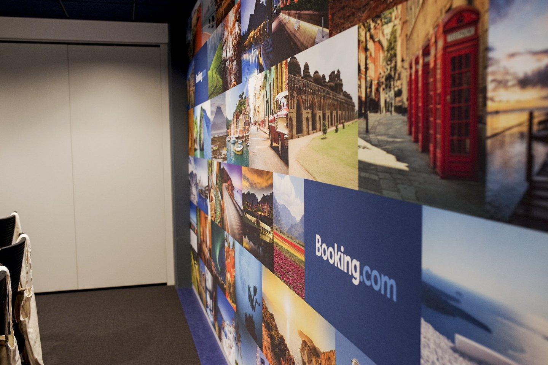 """Italijos institucijos įtaria """"Booking.com"""" išvengus 150 mln. eurų PVM.<br>V.Ščiavinsko nuotr."""