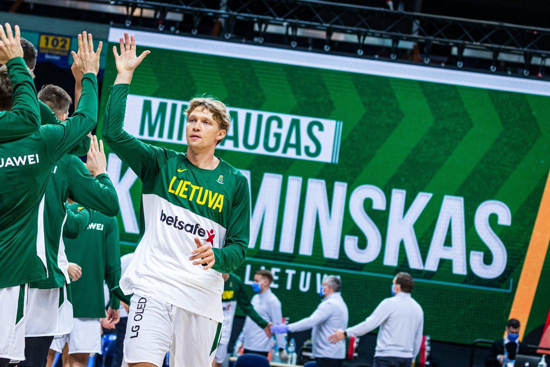 Mindaugas Kuzminskas<br>lkf nuotr.
