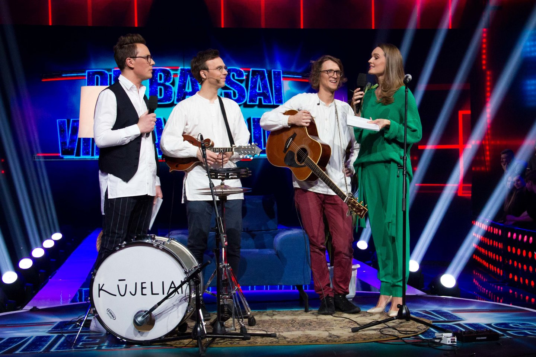 """Galimybė groti Oksforde buvusiam grupės """"Kūjeliai"""" atlikėjui paliko labai teigiamą įspūdį.<br>Asmeninio albumo nuotr."""
