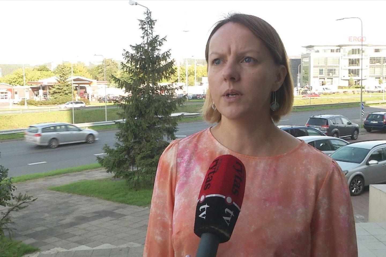 "I.Balnanosienė.<br>""Lietuvos ryto"" televizijos nuotr."
