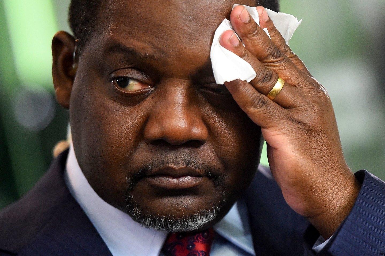Centrinės Afrikos Respublikos vyriausybė atsistatydina. <br>AFP/Scanpix nuotr.