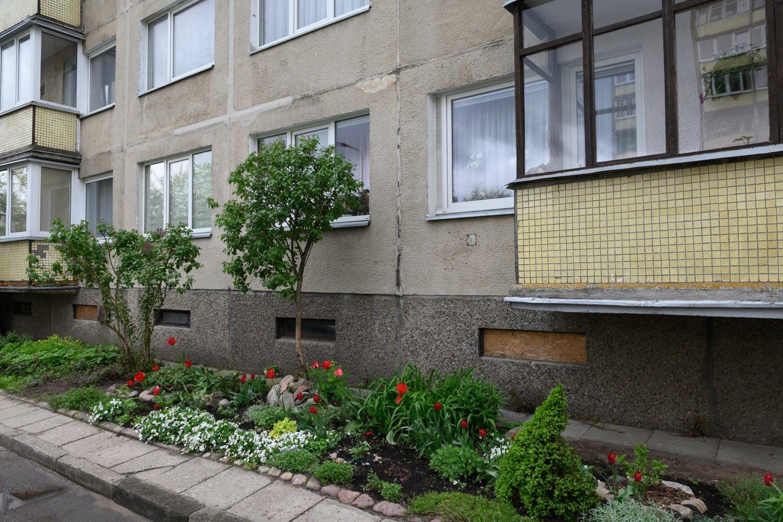 Šiais metais butų kainų augimas didžiuosiuose Lietuvos miestuose įgavo naują pagreitį.<br>V.Skaraičio nuotr.